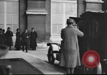 Image of dignitaries Paris France, 1919, second 23 stock footage video 65675063511