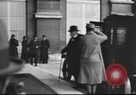 Image of dignitaries Paris France, 1919, second 24 stock footage video 65675063511