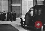 Image of dignitaries Paris France, 1919, second 26 stock footage video 65675063511