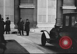 Image of dignitaries Paris France, 1919, second 39 stock footage video 65675063511