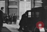 Image of dignitaries Paris France, 1919, second 40 stock footage video 65675063511