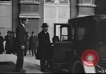 Image of dignitaries Paris France, 1919, second 41 stock footage video 65675063511