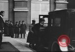 Image of dignitaries Paris France, 1919, second 46 stock footage video 65675063511
