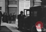 Image of dignitaries Paris France, 1919, second 49 stock footage video 65675063511