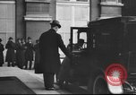 Image of dignitaries Paris France, 1919, second 55 stock footage video 65675063511