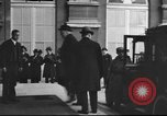 Image of dignitaries Paris France, 1919, second 60 stock footage video 65675063511