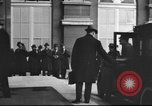 Image of dignitaries Paris France, 1919, second 61 stock footage video 65675063511