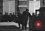 Image of dignitaries Paris France, 1919, second 62 stock footage video 65675063511