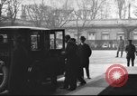 Image of dignitaries Paris France, 1919, second 13 stock footage video 65675063512