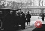 Image of dignitaries Paris France, 1919, second 14 stock footage video 65675063512