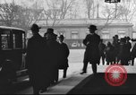 Image of dignitaries Paris France, 1919, second 22 stock footage video 65675063512