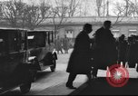 Image of dignitaries Paris France, 1919, second 40 stock footage video 65675063512