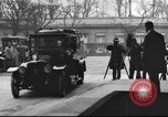 Image of dignitaries Paris France, 1919, second 42 stock footage video 65675063512