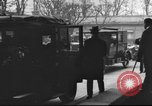 Image of dignitaries Paris France, 1919, second 46 stock footage video 65675063512