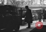 Image of dignitaries Paris France, 1919, second 56 stock footage video 65675063512