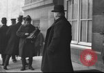 Image of Paris Peace Conference Versailles France, 1919, second 33 stock footage video 65675063514