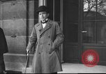 Image of Paris Peace Conference Versailles France, 1919, second 60 stock footage video 65675063514