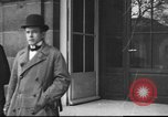 Image of Paris Peace Conference Versailles France, 1919, second 62 stock footage video 65675063514