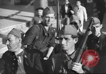 Image of Soldiers training at beginning of Spanish revolution  Sevilla Spain, 1936, second 8 stock footage video 65675063520