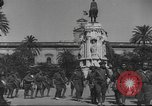 Image of Soldiers training at beginning of Spanish revolution  Sevilla Spain, 1936, second 13 stock footage video 65675063520
