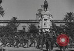 Image of Soldiers training at beginning of Spanish revolution  Sevilla Spain, 1936, second 14 stock footage video 65675063520