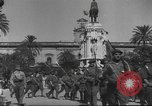 Image of Soldiers training at beginning of Spanish revolution  Sevilla Spain, 1936, second 16 stock footage video 65675063520