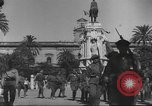 Image of Soldiers training at beginning of Spanish revolution  Sevilla Spain, 1936, second 17 stock footage video 65675063520