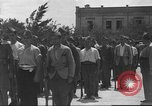Image of Soldiers training at beginning of Spanish revolution  Sevilla Spain, 1936, second 22 stock footage video 65675063520