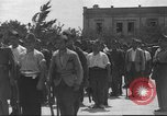 Image of Soldiers training at beginning of Spanish revolution  Sevilla Spain, 1936, second 23 stock footage video 65675063520