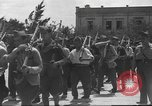 Image of Soldiers training at beginning of Spanish revolution  Sevilla Spain, 1936, second 24 stock footage video 65675063520