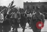 Image of Soldiers training at beginning of Spanish revolution  Sevilla Spain, 1936, second 26 stock footage video 65675063520