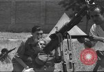 Image of Soldiers training at beginning of Spanish revolution  Sevilla Spain, 1936, second 27 stock footage video 65675063520