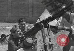 Image of Soldiers training at beginning of Spanish revolution  Sevilla Spain, 1936, second 28 stock footage video 65675063520