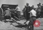 Image of Soldiers training at beginning of Spanish revolution  Sevilla Spain, 1936, second 31 stock footage video 65675063520
