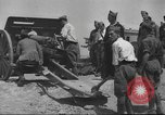 Image of Soldiers training at beginning of Spanish revolution  Sevilla Spain, 1936, second 33 stock footage video 65675063520