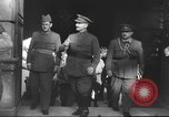 Image of Soldiers training at beginning of Spanish revolution  Sevilla Spain, 1936, second 37 stock footage video 65675063520