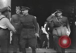 Image of Soldiers training at beginning of Spanish revolution  Sevilla Spain, 1936, second 38 stock footage video 65675063520