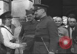 Image of Soldiers training at beginning of Spanish revolution  Sevilla Spain, 1936, second 39 stock footage video 65675063520