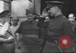 Image of Soldiers training at beginning of Spanish revolution  Sevilla Spain, 1936, second 41 stock footage video 65675063520