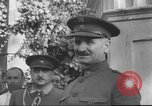 Image of Soldiers training at beginning of Spanish revolution  Sevilla Spain, 1936, second 42 stock footage video 65675063520