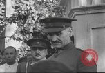 Image of Soldiers training at beginning of Spanish revolution  Sevilla Spain, 1936, second 43 stock footage video 65675063520
