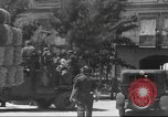 Image of Soldiers training at beginning of Spanish revolution  Sevilla Spain, 1936, second 49 stock footage video 65675063520