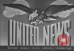 Image of USS Franklin D Roosevelt New York United States USA, 1945, second 5 stock footage video 65675063522