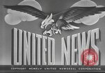 Image of USS Franklin D Roosevelt New York United States USA, 1945, second 28 stock footage video 65675063522