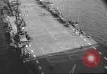 Image of USS Franklin D Roosevelt New York United States USA, 1945, second 42 stock footage video 65675063522