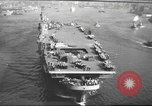 Image of USS Franklin D Roosevelt New York United States USA, 1945, second 62 stock footage video 65675063522