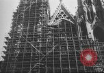 Image of Saint Patrick's Cathedral New York United States USA, 1945, second 11 stock footage video 65675063524