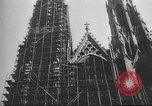 Image of Saint Patrick's Cathedral New York United States USA, 1945, second 12 stock footage video 65675063524