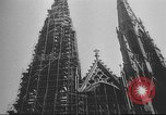 Image of Saint Patrick's Cathedral New York United States USA, 1945, second 13 stock footage video 65675063524