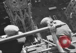 Image of Saint Patrick's Cathedral New York United States USA, 1945, second 49 stock footage video 65675063524